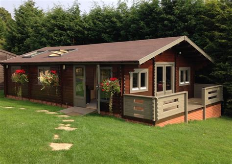 Www Cottages For You by Two Bedroom Lodge Sandpiper Keops Interlock Log Cabins