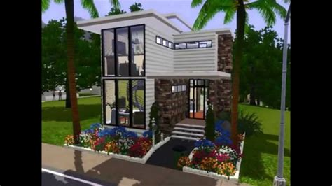 what is a loft in a house sims 3 mini modern studio loft house simsarchitecture