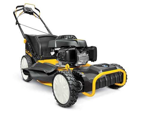 cub cadet walk  lawn mower sc