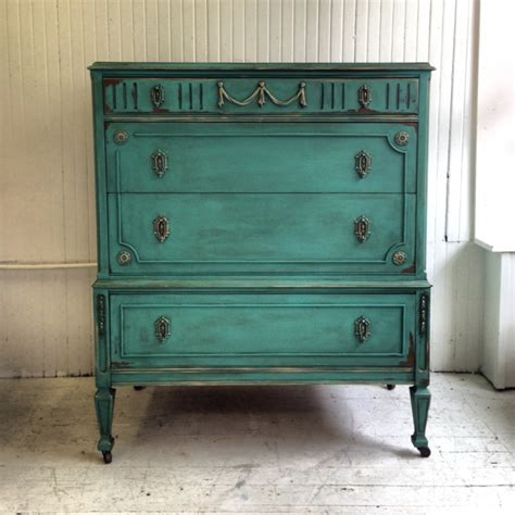 maison decor gatsby dresser mix your own colors with chalk paint 174