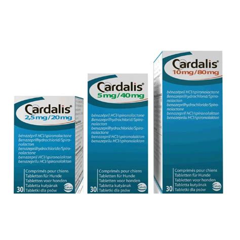benazepril for dogs cardio nephrology cardalis