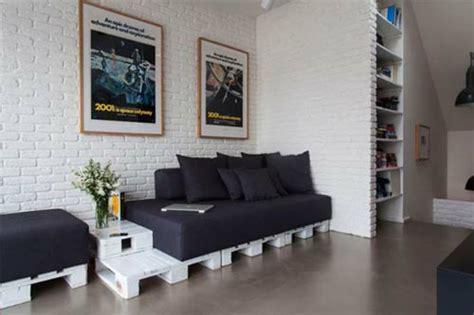 sitzecken wohnzimmer 101 diy m 246 bel aus europaletten coole bastelideen f 252 r sie