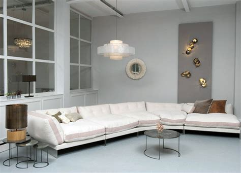 ochre eternal dreamer sofa 10 easy pieces the pink sofa remodelista