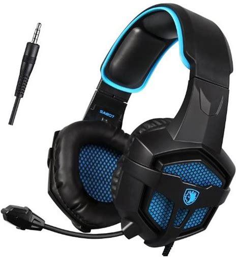 Headset Sades Gaming sades sa 807 gaming headset review techy