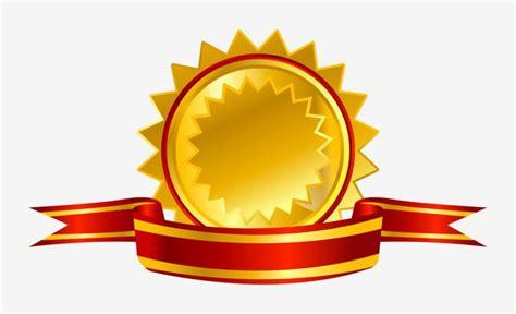 honored golden medal illustration commendation medal cartoon illustration medal illustration