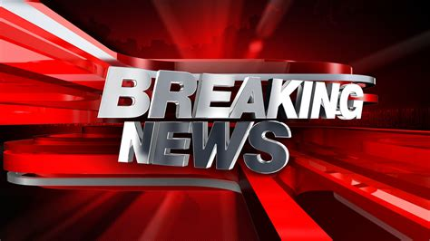 breaking news logo picture template banner breaking news bumper on behance
