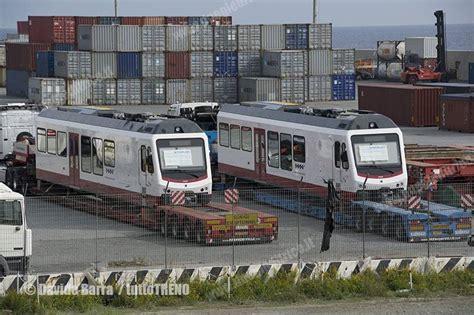 arst porto torres sassari arst arrivato in sardegna il primo treno stadler