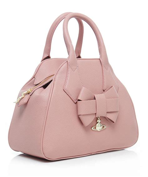 Ziggy Bow Bag From Jaeger by Lyst Vivienne Westwood Bow Bowling Bag In Pink