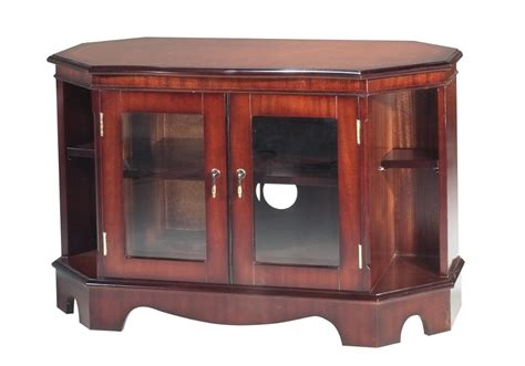 Corner Audio Cabinet by Large Reproduction Corner Tv Cabinet Audio Visual