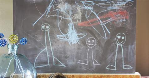 diy chalk paint satin lost button studio diy chalkboard artwork