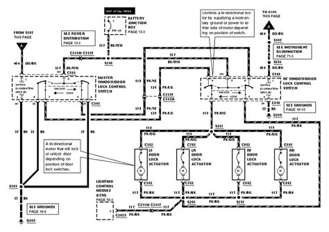 1999 lincoln town car ac wiring diagram 1999 free engine