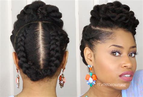 Four All So Easy Natural Hairstyles For Long Hair Have A Good | 5 gorgeous natural hair styles that are super easy to do