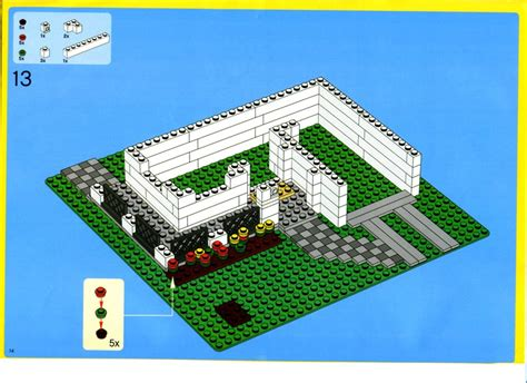 lego house designs instructions image gallery lego house plans