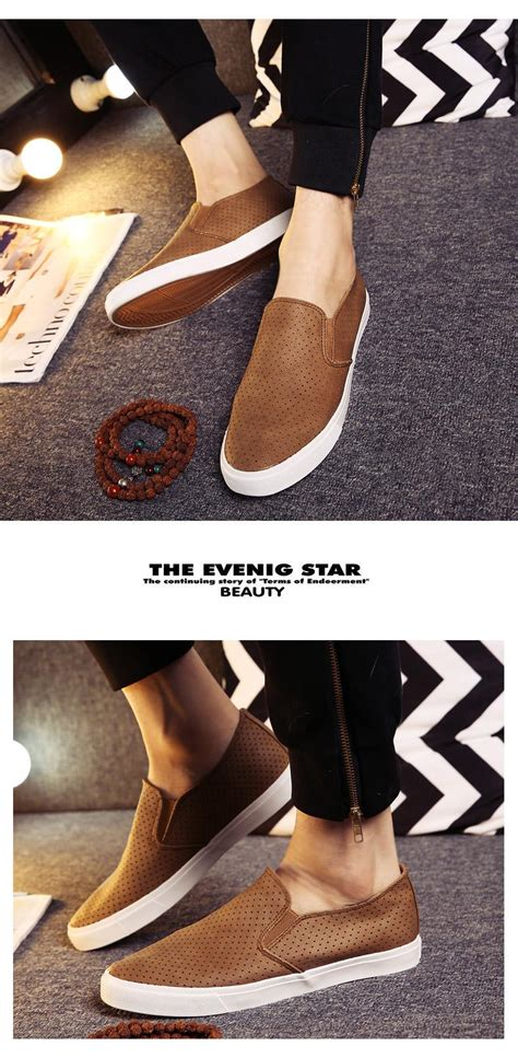 new 2017 soft leather shoes flats fashion slip on