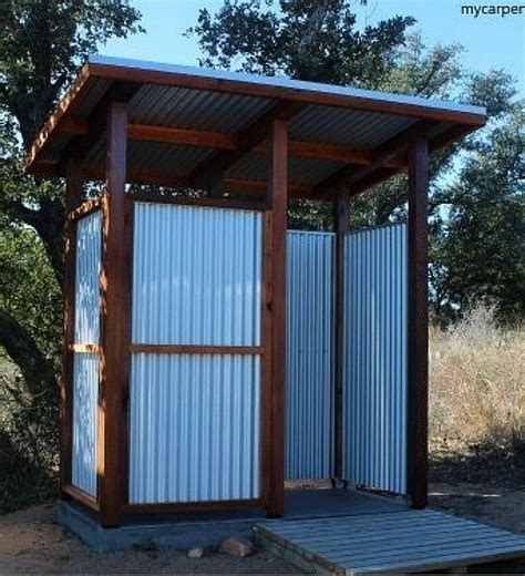 outdoor shower designs enclosures 25 best ideas about outdoor shower enclosure on