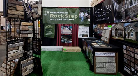 Milwaukee Mba Home Show by Landscaping Steps Events And Home Shows