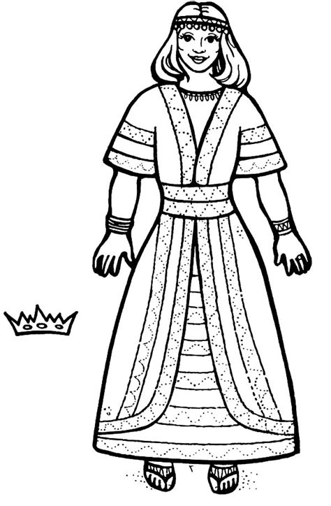 printable queen esther crown great queen crown coloring page contemporary resume