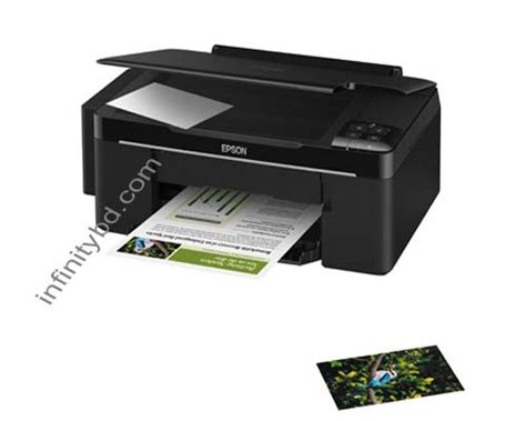 Printer Canon L210 Epson L210 Multifunction Inkjet Printer