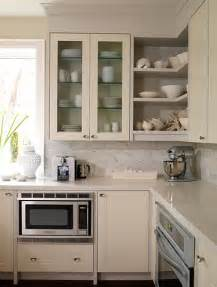 Open Shelf Kitchen Cabinet Ideas by 40 Ideas Of Using Open Shelves On A Kitchen Shelterness