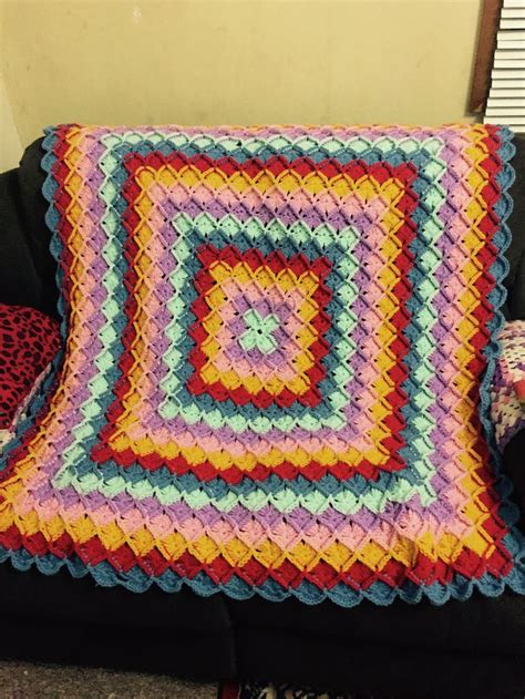 yarn eater pattern wool eater blanket crochet projects i have made