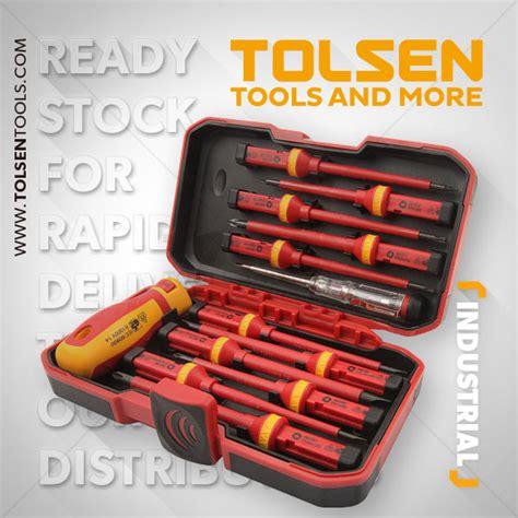 Tool Bag Tolsen 13pcs vde insulated screwdriver set tolsen tools