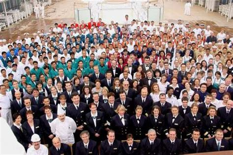 The Word Travels Blog: What Cruise Ship Employees Want You