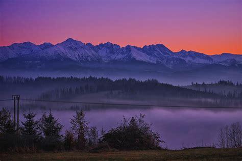 Tatra mountains poland15 lofoten my dream
