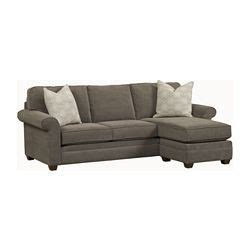 Kara Chaise Sectional For The Home Pinterest