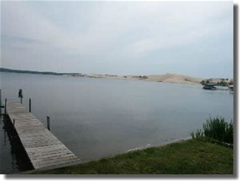 silver lake cottages with dune views or lake access