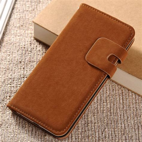 Softcase Wallet Flip Samsung S5280 vintage soft leather flip stand card wallet cover for samsung galaxy phones ebay