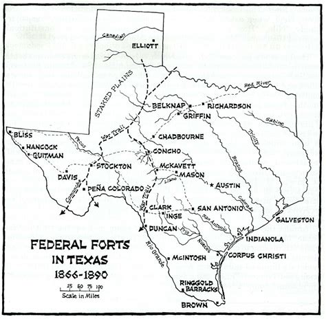 texas history map texas historical maps perry casta 241 eda map collection ut library
