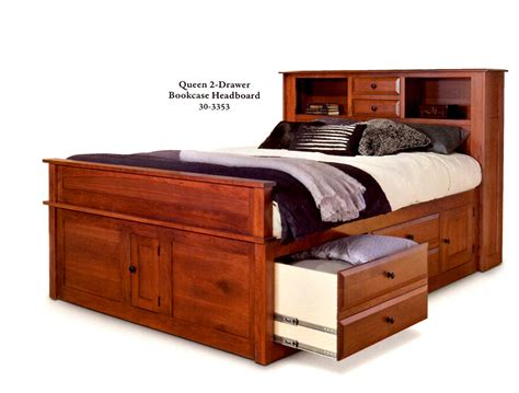 amish storage bed best storage design 2017