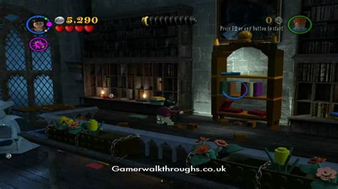 lego harry potter the restricted section lego harry potter walkthrough the restricted section