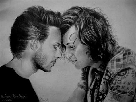 artist of hairstyle larry stylinson drawing laurakordikova 169 2018 jan 2 2016