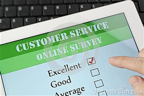 Online Survey Services - customer service online survey royalty free stock photos image 28457068