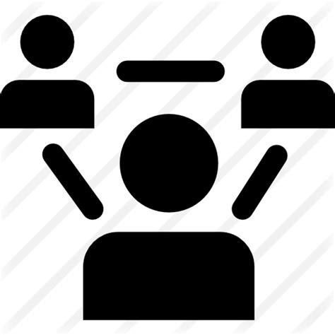Teamwork - Free people icons