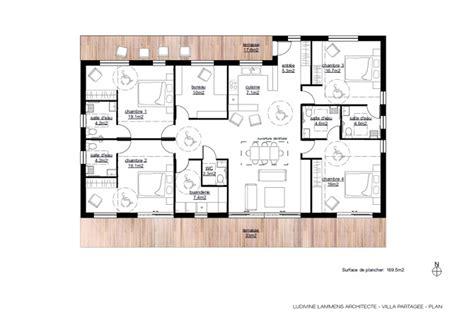plan incliné pour bureau villa partagee ludivine lammens
