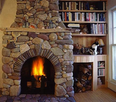Build A In A Fireplace by How To Build The Fireplace
