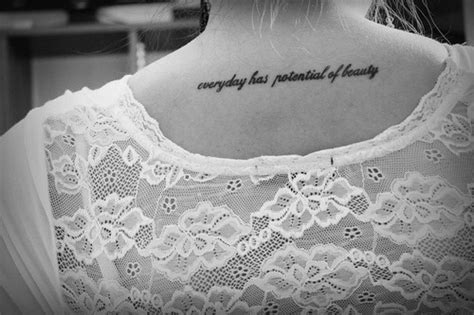 tumblr tattoo quotes about life quote tattoo on tumblr