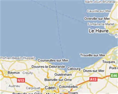 location vacances vue mer Plages du Débarquement.