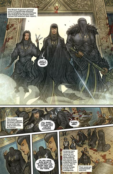monstress volume 3 monstress 2 releases image comics