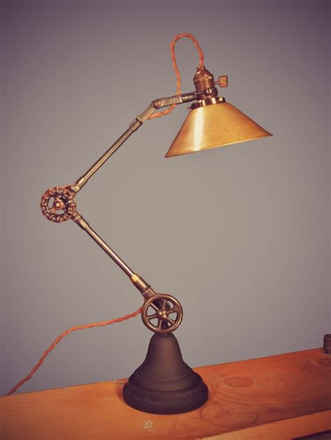 Antique Style Desk Lamp Vintage Industrial Style Desk Lamp 183 Dw Vintage Lighting