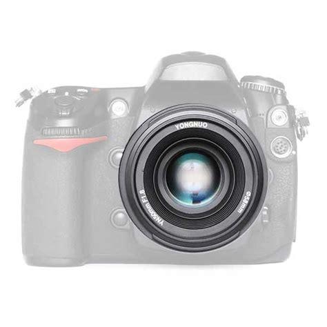 Yongnuo 50mm F1 8 Lensa Kamera jual lensa yongnuo lensa nikon 50mm f1 8 harga murah