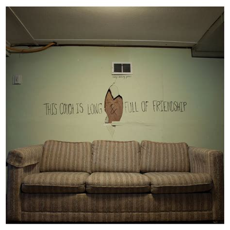 This Couch Is Long Full Of Friendship Tiny Moving Parts