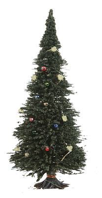 aromatic scale christmas trees tree w lights ho scale model railroad tree 5413 by busch 5413
