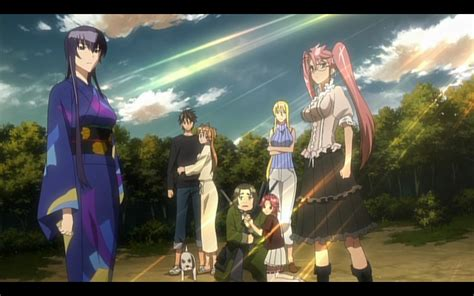 highschool of the dead anime review high school of the dead the stories