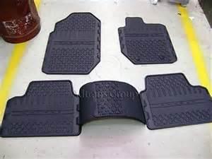 Ford Ranger Floor Mats Australia Genuine Ford Px Ranger Moulded Rubber Floor Mat Set