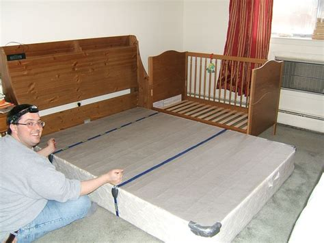 Side Of Bed Crib 51 Best Sidecar Crib Images On Pinterest Sidecar Baby Baby And Cribs
