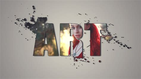 tutorial photoshop photo effect indonesia how to put image in text in photoshop text effect