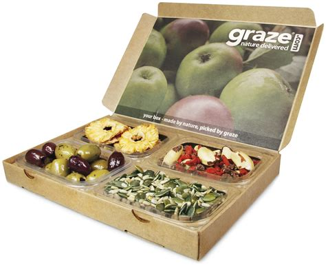 healthy snack delivery free graze box free porridge oats offer perfectly polished